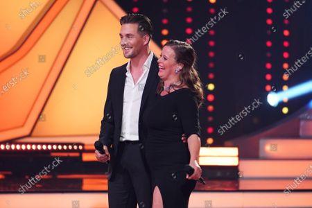 BU: Nadja and Alexander Klaws.