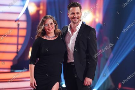 Editorial picture of 'Let's Dance' TV show, Cologne, Germany - 29 May 2020