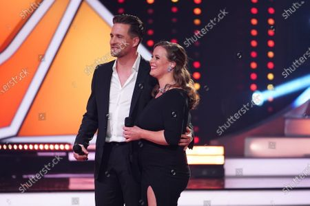 Editorial photo of 'Let's Dance' TV show, Cologne, Germany - 29 May 2020