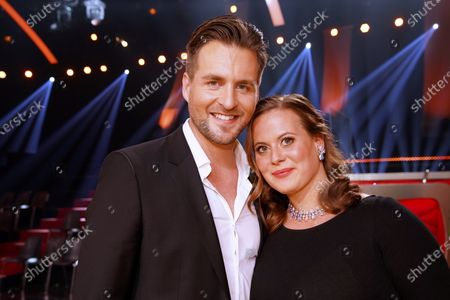 Editorial image of 'Let's Dance' TV show, Cologne, Germany - 29 May 2020