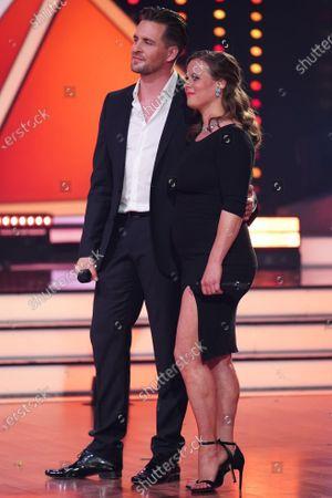 Nadja and Alexander Klaws.