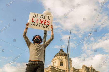 Black Lives Matter protest, Indiana
