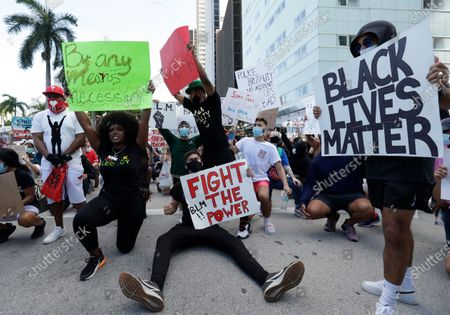 Black Lives Matter protests, Florida