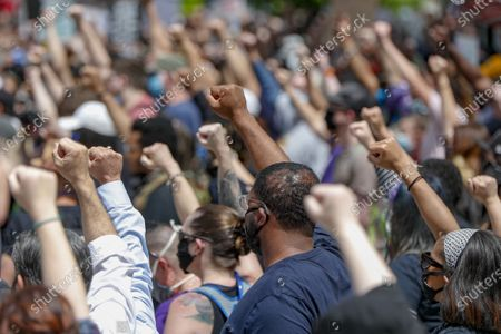 Black Lives Matter protest, Pittsburgh
