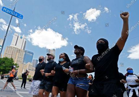 Black Lives Matter protest, Dallas