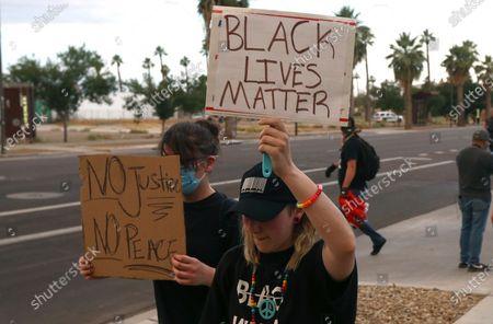 Black Lives Matter protest, Phoenix
