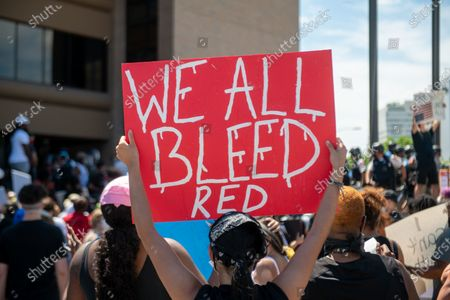 Black Lives Matter protest, Austin