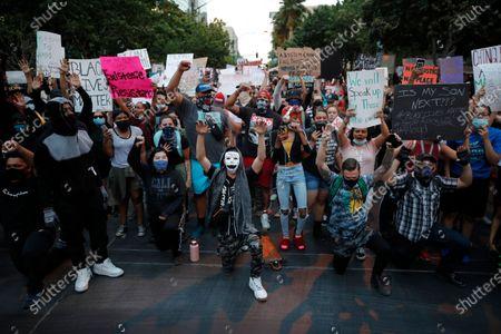 Black Lives Matter protest, Las Vegas