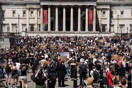 Black Lives Matter protest, London