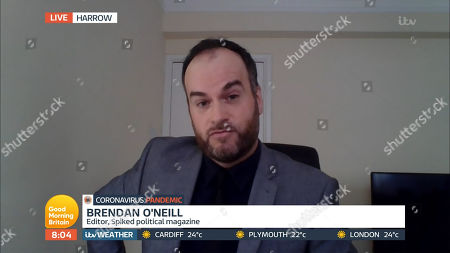 Stock Image of Brendan O'Neill