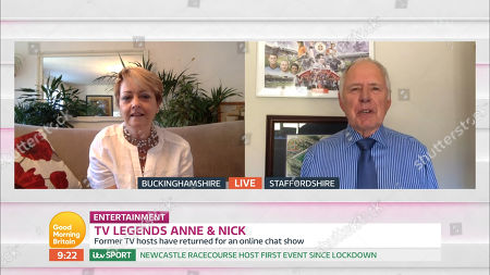 Anne Diamond and Nick Owen