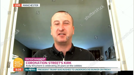 Editorial photo of 'Good Morning Britain' TV Show, London, UK - 01 Jun 2020