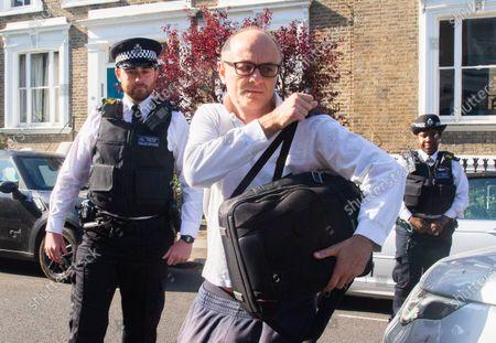 Politicians in London