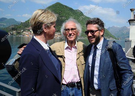 Editorial photo of Christo, Italy