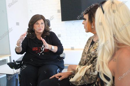 Abby Lee Miller, Sham Ibrahim and Heather Chadwell