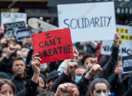 Black Lives Matter protests, Canada