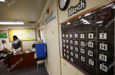 Editorial photo of Virus Outbreak Arizona Schools, Phoenix, United States - 01 Jun 2020