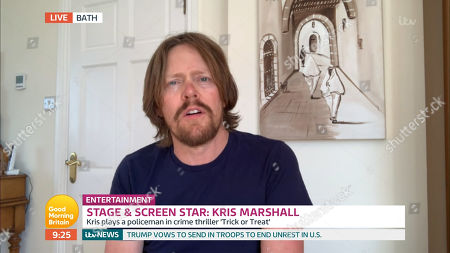 Stock Picture of Kris Marshall