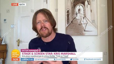 Stock Image of Kris Marshall