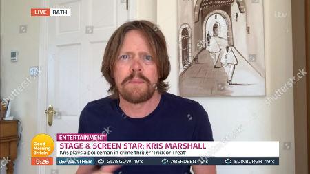 Editorial picture of 'Good Morning Britain' TV Show, London, UK - 02 Jun 2020
