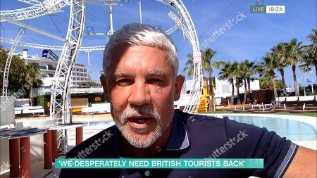 Editorial photo of 'This Morning' TV show, London, UK - 02 Jun 2020