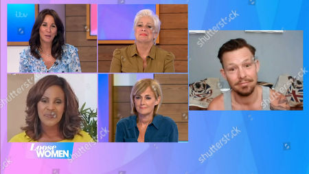 Stock Picture of Andrea McLean, Denise Welch, Kelle Bryan, Jane Moore and Adam Rickitt