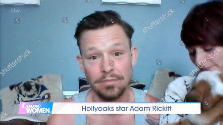 Stock Image of Adam Rickitt