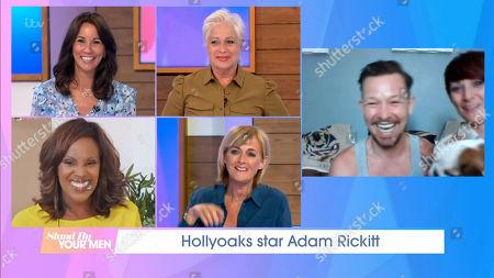 Editorial photo of 'Loose Women' TV show, London, UK - 02 Jun 2020