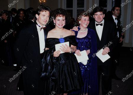 Steven Pinder, Cheryl Maiker, Gladys Ambrose and Vince Earl Brookside c.1992