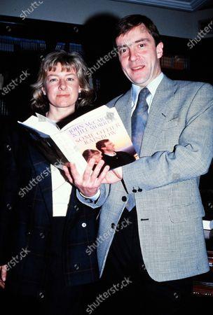 John McCarthy and Jill Morrell c.1992