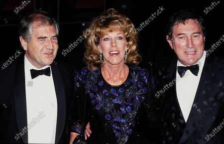 Peter Baldwin, Sue Nicholls and Mark Eden Coronation Street c.1993