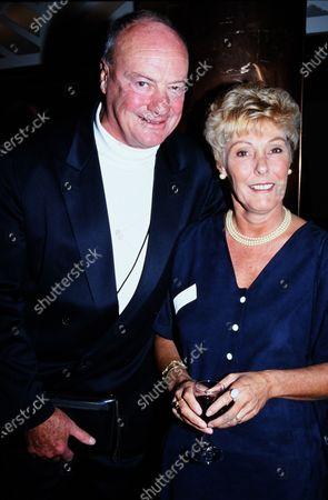 Glynn Edwards and wife Valerie c.1993