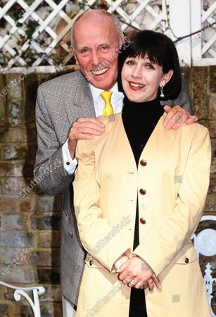 Jan Francis and Richard Wilson 1993