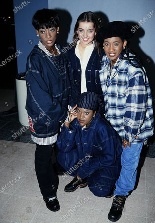 Eternal. Easther Bennett, Vernie Bennett, Kelle Bryan and Louise Nursing 1994