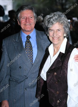 Denis Quilley and wife Stella 1994