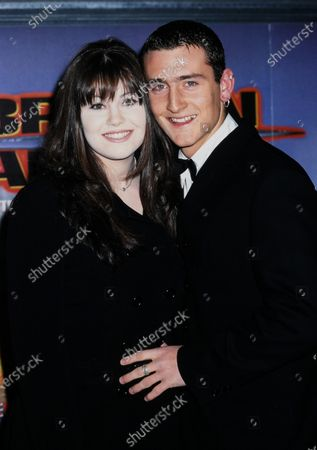 Tiffany Chapman and Will Mellor Brookside 1996
