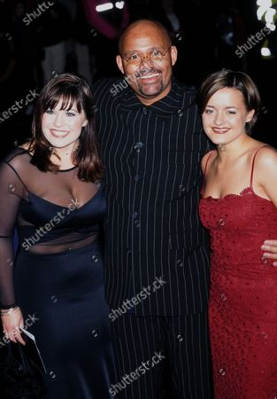 Tiffany Chapman, Louis Emerick and Diane Burke Brookside 1997