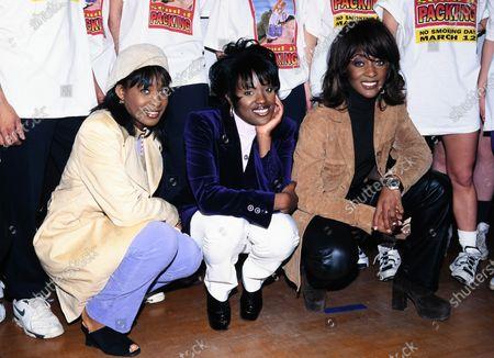 Eternal. Easther Bennett, Vernie Bennett and Kelle Bryan 1997