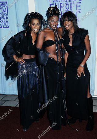 Eternal. Easther Bennett, Vernie Bennett and Kelle Bryan - MTV Europe 1997