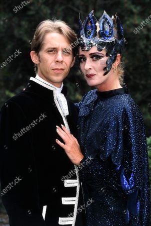 Beverley Callard and Nicholas Cochrane Coronation Street 1998