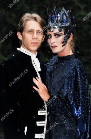Beverley Callard and Nicholas Cochrane 1998