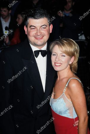 John Parrott and wife Karen 1998