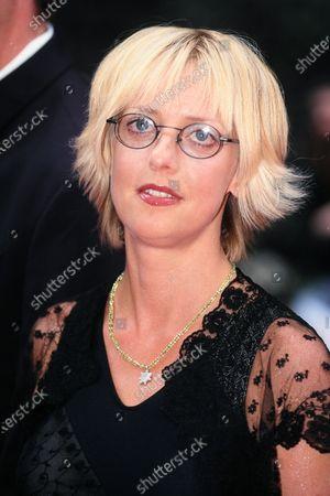 Emma Chambers - Bafta 1999