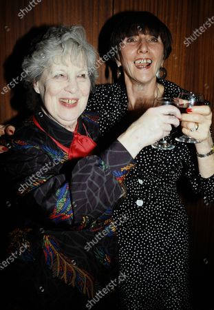 Anna Wing and June Brown c.1990