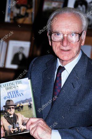 Peter O'Sullevan c.1990