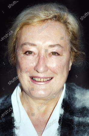 Elizabeth Spriggs c.1990