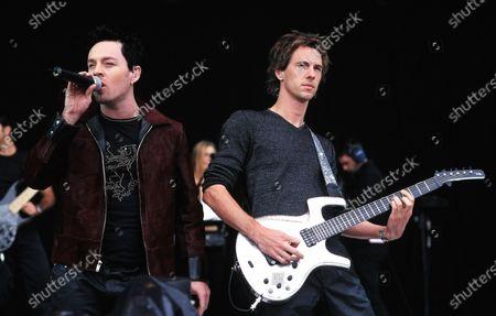 Darren Hayes and Daniel Jones - Savage Garden 2000