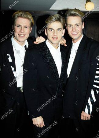 Stock Image of Big Fun - Phil Creswick, Jason John and Mark Gillespie - 1989