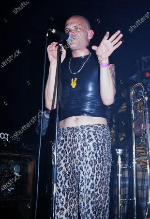 Stock Photo of Freak Power Ashley Slater