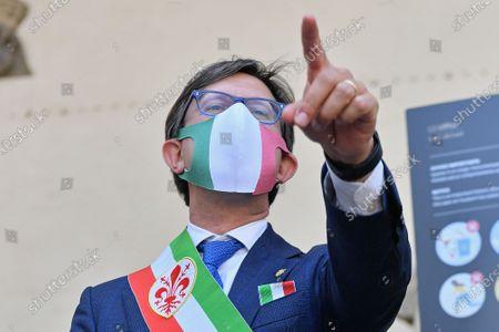 Dario Nardella mayor of Florence